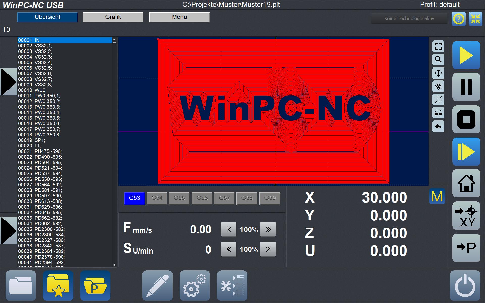 WinPC-NC Update auf Version 4.x