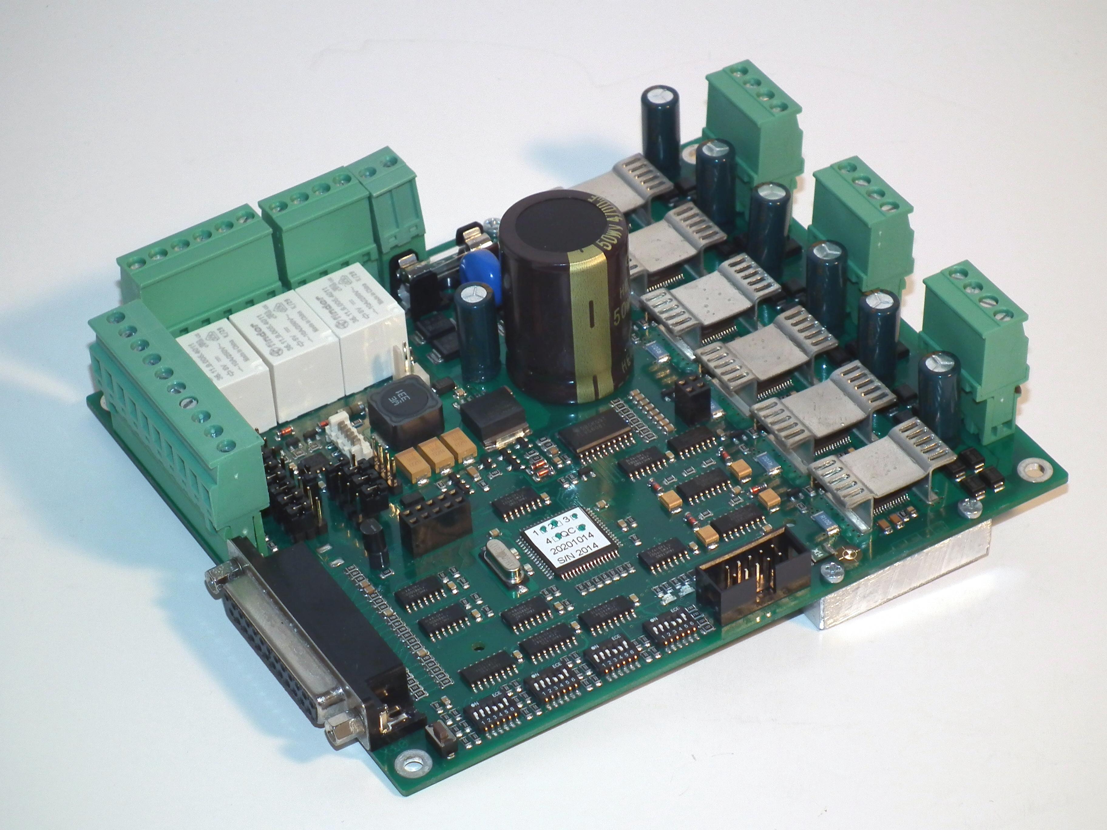 Step3S HT Schrittmotorendstufe (bis 70°C Umgebungstemperatur)